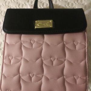 Betsey Johnson Mini Back pack